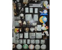 настенные светильники-2